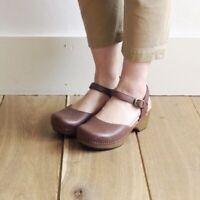 Dansko Womens Ankle-Strap Clog- Pick SZ