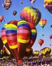 Jigsaw puzzle Hot Air Balloon Albuquerque Festival #1 1000 piece NEW