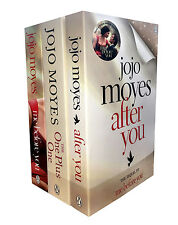 Jojo Moyes Collection 3 Books Set After You, Me Before You, The One Plus One