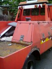 Mercedes truck  recovery light and parts for sale 1984 truck