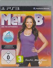 Get Fit With Mel B - PlayStation 3 - Neu und originalverpackt in Folie