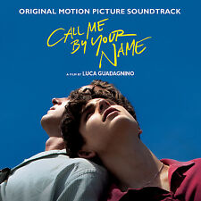 Call Me by Your Name (original Motion Picture Soundtrack) Audio CD