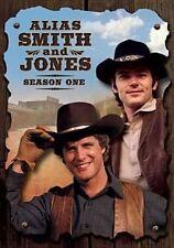 Alias Smith and Jones Season One 0025193304223 With Peter Duel DVD Region 1