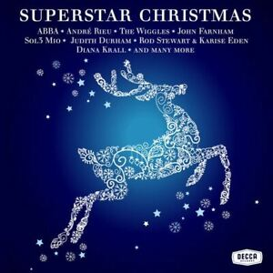Superstar Christmas - Various Artists [New & Sealed] CD