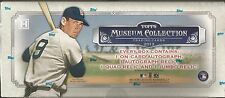 2013 Topps Museum Collection Baseball Factory Sealed Hobby Box - 4 Hits Per Box