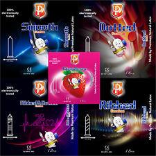 50 x Shield Kondome Mix Set Marken Sortiment, HIV Schutz - top condom