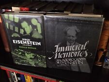 Sergei Eisenstein 2 Books Autobiography and A Life In Conflict