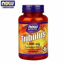 Now Foods Tribulus 1000 Mg 90 Tablets Free Shipment
