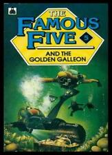 The Famous Five and the Golden Galleon (Knight Books),Claude Voilier, John Coop
