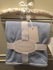 ralph lauren baby blanket