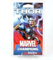 Marvel Champions:Card Game Thor Hero Pack Brand New Sealed Fantasy Flight