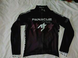 Men's Panache Cycling L/S Thermal Jersey  Size L