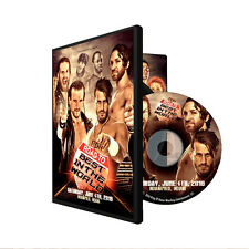 Official ROH Ring of Honor -  Road To BITW 16 : Indianapolis 4/6/16 Event DVD