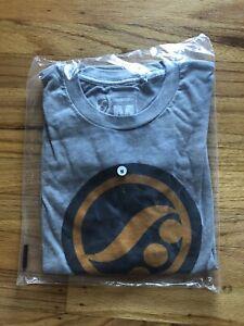 Shoyoroll Logo Grappling Club T-Shirt Grey Medium ***Brand New*** IN HAND RARE