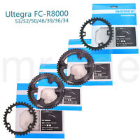 Shimano Ultegra chainring Road Bike for FC-R8000 2x11-spd 34/36/39/46/50/52/53T