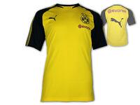 Puma Borussia Dortmund Training Jersey gelb BVB Fan Shirt Dortmund Trikot S-XXL
