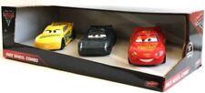 Disney Pixar Cars Free Wheel Set Lightening Mcqueen Jackson Storm Dinoco