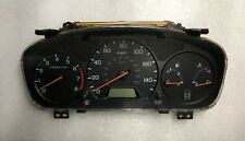 1998 1999 Honda Accord EX LX Speedometer Gauge Cluster Sedan 2.3L 4cyl MT NO ABS