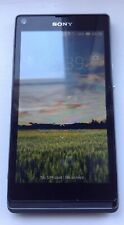 Sony XPERIA L C2105 - 8GB - Black (Unlocked) Smartphone . Sony Touchscreen