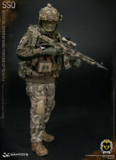 "1/6 DAMTOYS 78075 Special Operations Forces Of Russia 12""Solider Figure Full Set"