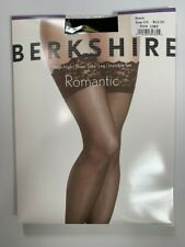 Womens Berkshire Thigh High Sheer Silky Leg Invisible Toe Romantic Thigh Highs!