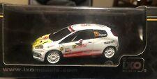 1/43 IXO Models Fiat Grande Punto S2000, G. Burns / F. Gordon Rally Monte Carlo