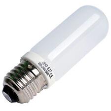 JDD Halogen Modelling Lamp | 150w | E27 Screw Fit | Flash Monolight Strobe