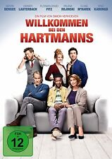 Welcome to Germany (2016) A.K.A Willkommen bei den Hartman  NEW DVD -UK Dispatch
