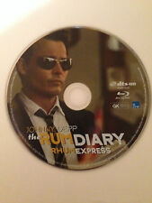 The Rum Diary (Blu-ray Disc, 2012) Blu Ray Disc Only-Replacement Disc