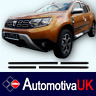 Dacia Duster Mk2 Rubbing Strips | Door Protectors | Side Mouldings Body Kit
