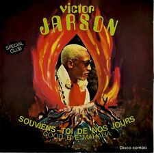 45 trs Victor Jarson Souviens-toi de nos jours Discocombo Guadeloupe Comme NEUF*