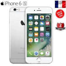 Argenté 16Go iPhone 6S Apple Smartphone 4G LTE Débloqué Téléphone AAA+ Stock EU