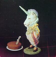 John Tenniel's figure the Unicorn fr. Alice's adventure in wonderland