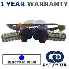 2x CANBUS XENON elettrica blu H9 60 LED SMD ANABBAGLIANTE LAMPADINE