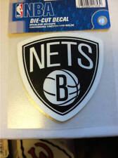Brooklyn Nets 4x4 Die Cut Decal