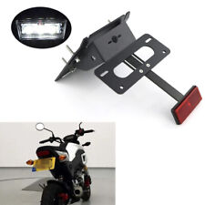For Honda Grom MSX125 17-19 Fender Eliminator License Plate Bracket Tail Tidy