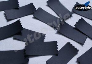 Autostyle® Leatheret Binding Sample NAVY BLUE car mats