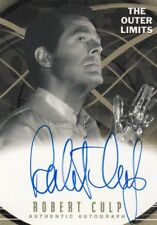 Outer Limits Premiere Robert Culp as Mr. Trent A2 Auto Card