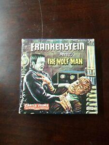 Frankenstein Meets The Wolfman 8mm Headline Edition Castle Films