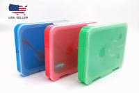 Bento Lunch Box with Fork, BPA Free, Multiple Colors