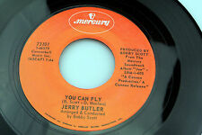 Jerry Butler: Where Are You Going / You Can Fly  [Unplayed Copy]