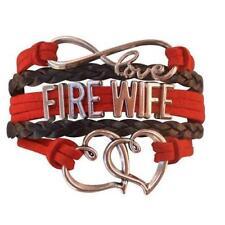 Firefighter Wife Bracelet