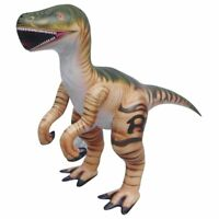 Inflatable Raptor Velociraptor Dinosaur 51 inch Birthday Party Toys