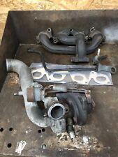 Garrett T28 Turbo SAAB Nissan 9-3 9-5 S15 WITH MANIFOLD REBUILT MAKE An OFFER!