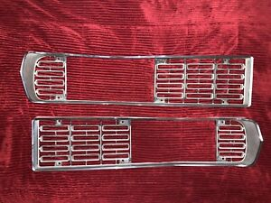 1968 Ford LTD Fairlane 500 Entire Hide-a-Way Headlight System