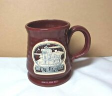 SAN FRANCISCO Mug Cup East Brother Light Station Pottery Handcrafted USA