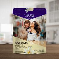 Vivri Shake Me Vanilla Extravaganza 38.8 OZ
