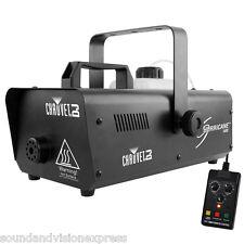 Chauvet HURRICANE 1400 High Output 1530W macchina per fumo Fogger Nebbia + Telecomando Timer