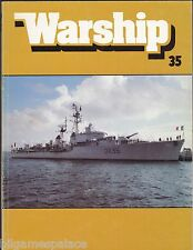 Warship Quarterly No 35 (Conway 1985 1st)