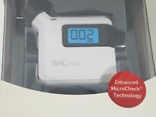 BAC track S35 Portable Breathalyzer For Est Alcohol Level, Test Yourself (New)